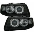 AUDI A3 8L '00-'03 ANGEL EYES - BLACK