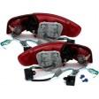 AUDI A3 '04-'08 SPORTBACK LED LIGHTBAR -RED/CLEAR