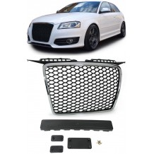 AUDI A3 '05-'08  BADGELESS GRILL HONEYCOMB