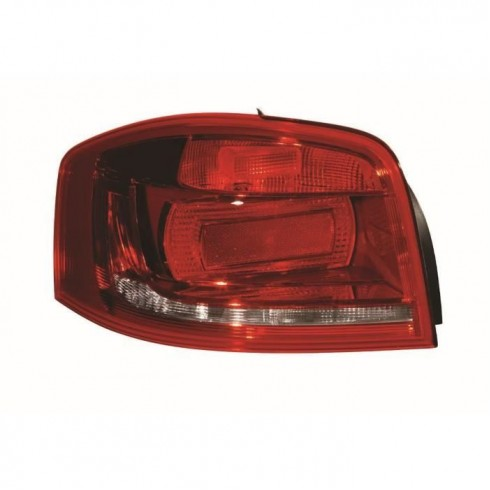 AUDI A3 3DOOR '08-'10 TAIL LIGHT  -LEFT