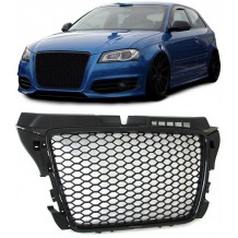 AUDI A3 '08-'12  BADGELESS GRILL HONEYCOMB