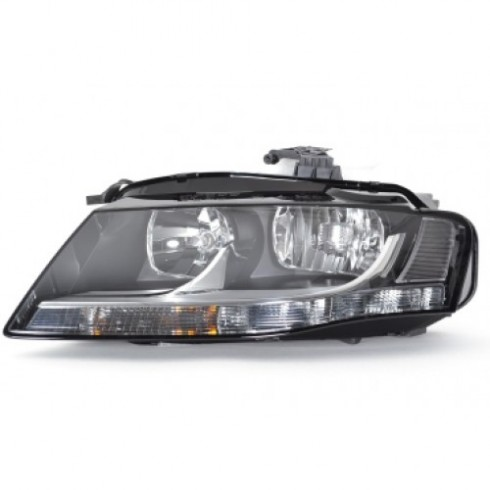 AUDI A4 '07-'11 HEADLIGHT - LEFT
