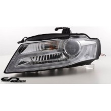 AUDI A4 '07-'11 DRL HEADLIGHTS - CHROME