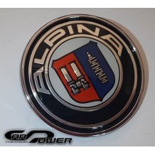 ALPINA REAR TRUNK EMBLEM