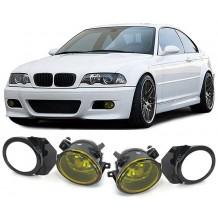 BMW E46 M3 / E39 FOG LIGHTS - YELLOW
