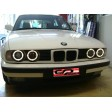 BMW E34/E32 '88-'95 ANGEL EYES - BLACK