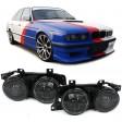 BMW E34/E32 '88-'95 OEM LOOK - BLACK