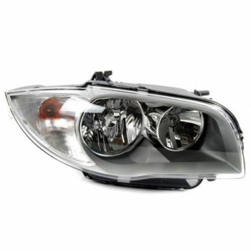 BMW 1 E81 E87 2004-2007 HEADLAMP HEADLIGHT PASSENGER SIDE