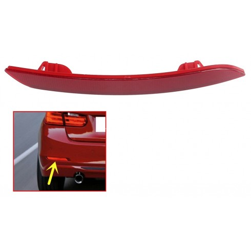 BMW F30/F31 11-15 REAR BUMPER REFLECTOR-RIGHT
