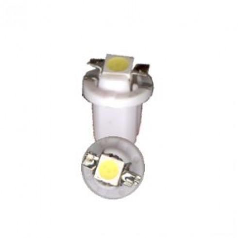 B8,5 SMD LED - WHITE