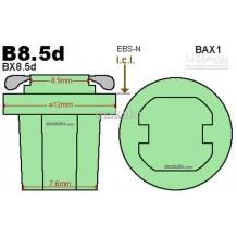 B8,5D 1,2w