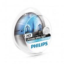 H3 12V/55W PHILIPS DIAMOND VISION