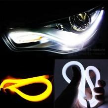 LED LIGHTBAR WHITE/AMBER