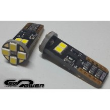 T10 CAN BUS LED BULB 8 SMD - ΧΕΝΟΝ LOOK