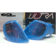 CITROEN SAXO MK1 '96-'99 CORNER LIGHTS - BLUE