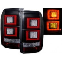 DISCOVERY '04-'13 LED TAIL LIGHTS -BLACK