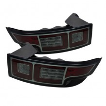DISCOVERY EVOQUE '10-'ON LED TAIL LIGHTS -SMOKE