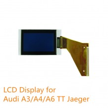 LCD DISPLAY FOR AUDI A3,A4,A6,TT - JAEGER DASHBOARDS