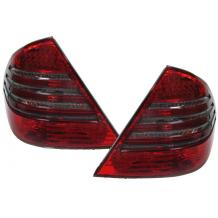 MERCEDES E-CLASS W211 '02-'06  LED  - RED/SMOKE