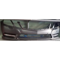 MERCEDES E-CLASS W212 '09-'12  FRONT BUMBER+DRL