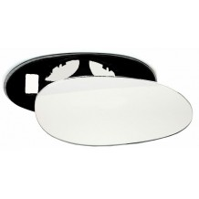 SMART FORTWO '98-'07 HEATED GLASS MIRROR -LEFT