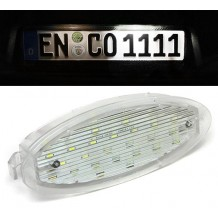 OPEL ASTRA G '97-'04 COUPE/CABRIO LED LISENCE PLATE LIGHT