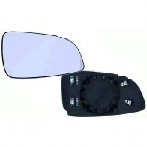 OPEL ASTRA H '04-'09 MIRROR GLASS - RIGHT