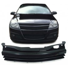 OPEL ASTRA H '04-'07  BADGELESS GRILL