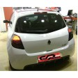 RENAULT CLIO '05-'09 LED TAIL LIGHTS - SMOKE