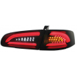 SEAT IBIZA '02-'08  LED LIGHT BAR - RED/SMOKE