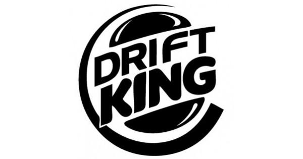 drift king sticker Suzuki Carrie Cars drift king sticker