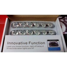 LED DAY RUNNING LIGHTS - UNIVERSAL FIT