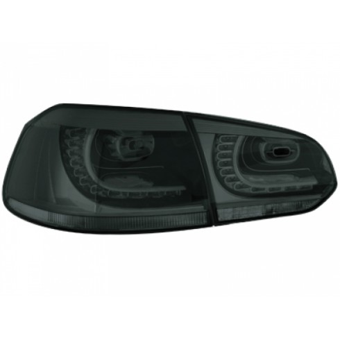 VW GOLF 6 '08-'12 -LED LOOK R20 SMOKE