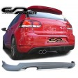 VW GOLF 6 LED TAIL LIGHTS + GTI LOOK REAR SPOILER