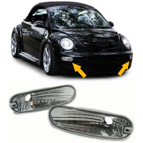 VW BEETLE '98-'06 CLEAR CORNER LIGHTS