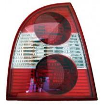 VW PASSAT '00-'05 RED/CLEAR - LEFT