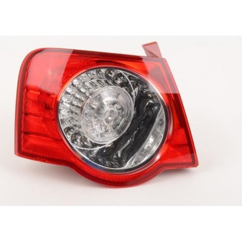 VW PASSAT 3C '05-'11 LEFT TAIL LIGHT - OUTER