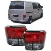 VW TRANSPORTER T4 '90-'03 RED/SMOKE TAIL LIGHTS
