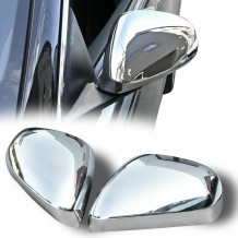 ALFA ROMEO 159 2005-11 /  MITO 2008- /  GIULIETTA 2010- CHROME MIRROR COVER - DRIVER SIDE