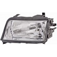 AUDI 100 1990-94 HEADLIGHT - DRIVER SIDE