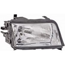 AUDI 100 1990-94 HEADLIGHT - PASSENGER SIDE