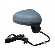 AUDI A1 2010-2014 ELECTRIC HEATED MIRROR - PASSENGER SIDE