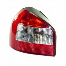 AUDI A3 2000-03 TAILLIGHT - DRIVER SIDE