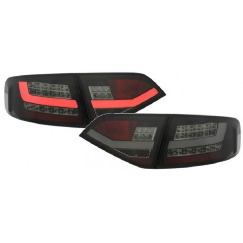 AUDI A4 '07-'11 LED LIGHTBAR - SMOKE/BLACK   * BROKEN*