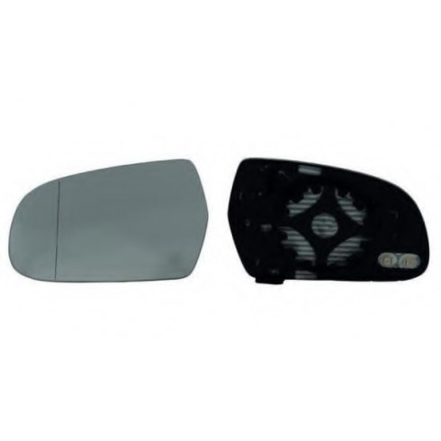 AUDI A4 '10-'11 MIRROR GLASS - RIGHT
