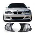 BMW E46 99-01 2DOOR CORNER LIGHTS - SMOKE