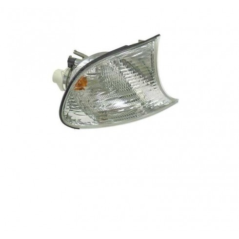 BMW SERIES 3 (E46) COUPE/CABRIO 01-03  FRONT PASSENGER TURN SIGNAL LIGHT WHITE