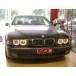 BMW E39 '95-'00 ANGEL EYES - BLACK