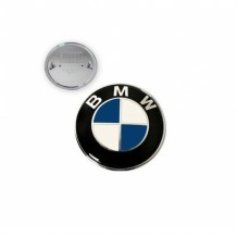 REAR EMBLEM BMW 3/5 SERIES E46/E39  1999-2003  (7.9cm)