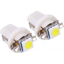 B8,5 SMD LED - 6000K WHITE